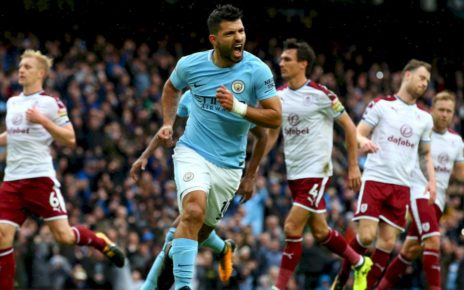 Prediksi Bola Jitu Manchester City vs Burnley 26 Januari 2019