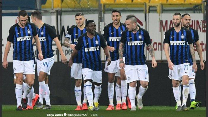 Prediksi Bola Jitu Inter Milan vs Rapid Wien22Februari2019