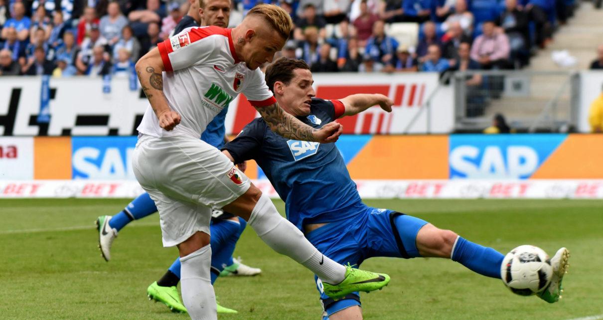Prediksi Bola Jitu Augsburg vs Hoffenheim 7 April 2019