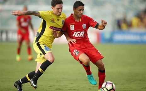 Prediksi Bola Jitu Central Coast vs Adelaide United 31 Maret 2019