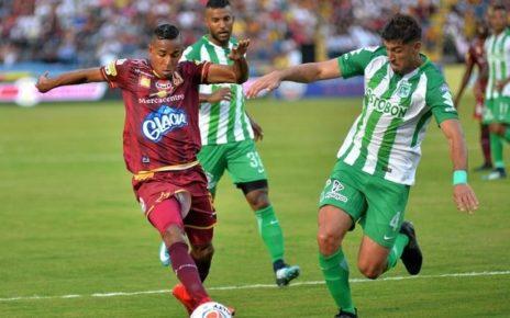 Prediksi Bola Jitu Deportes Tolima vs Atletico Nacional 28 Maret 2019