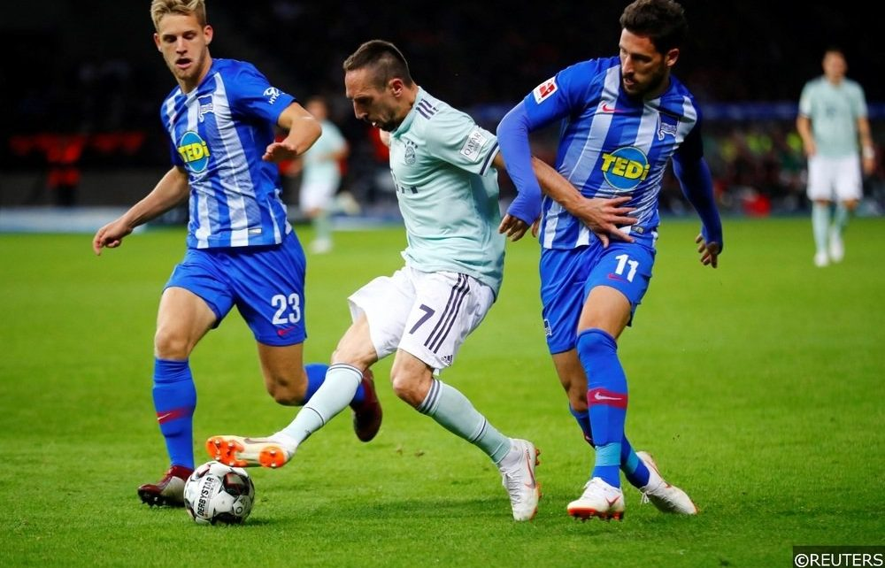 Prediksi Bola Jitu Hertha Berlin vs Fortuna Dusseldorf 6 April 2019