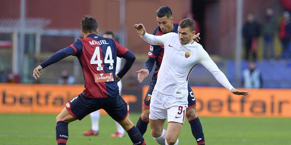 Prediksi Bola Jitu Genoa vs Roma 5 Mei 2019