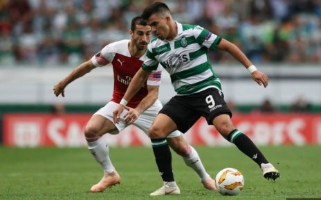 Prediksi Bola Jitu Sporting Lisbon vs Vitoria Guimaraes 28 April 2019