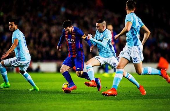Prediksi Bola Jitu Celta Vigo vs Barcelona 5 Mei 2019