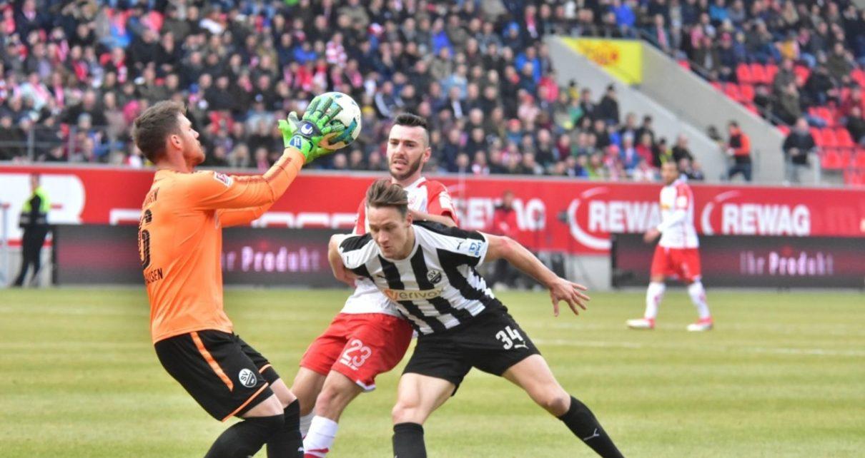 Prediksi Bola Jitu Jahn Regensburg vs Sandhausen 19 Mei 2019